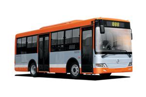 金旅城巴XML6845公交车