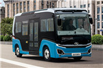 金龙XMQ6601BGBEVL1公交车(纯电动10-15座)