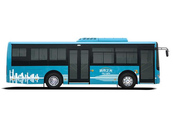 金龙XMQ6900FGBEVL公交车(纯电动16-29座)