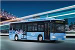 金龙XMQ6106AGCHEVD56公交车(柴油/电混动国五19-40座)