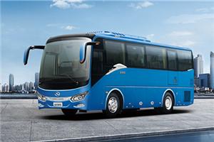 金龙捷冠3T系列XMQ6825客车