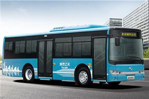 金龙城市之光XMQ6770公交车