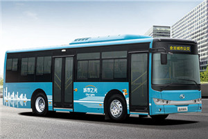 金龙城市之光XMQ6820公交车