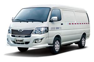 金龙金威XMQ5020厢式运输车