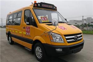 金龙XMQ6593校车