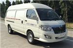 金龙XMQ5030XXYBEVS06厢式运输车(纯电动2座)