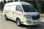 金龙XMQ5030XXYBEVS08厢式运输车(纯电动2-5座)