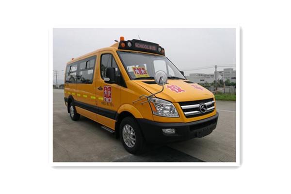 金龙XMQ6593KSD51幼儿专用校车(柴油国五10-19座)