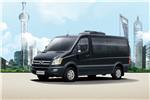 金龙XMQ6593KED52轻型客车(柴油国五10-15座)