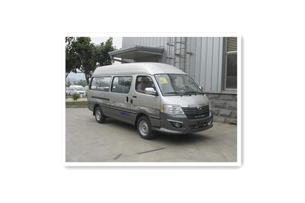 金龙XMQ6530CEG52轻型客车(汽油国五10-14座)