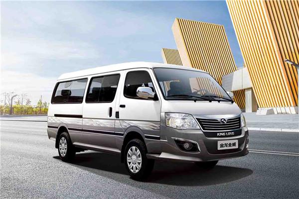 金龙XMQ6530AEG5D轻型客车(汽油国五10-14座)