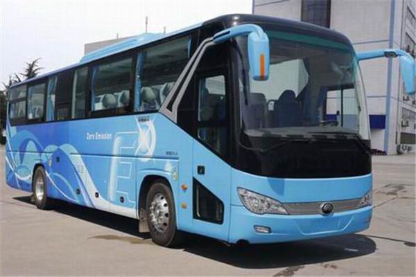 宇通ZK6119BEVQY52客车(纯电动24-52座)