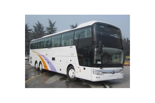 宇通ZK6146H75YY1客车(柴油国五25-56座)