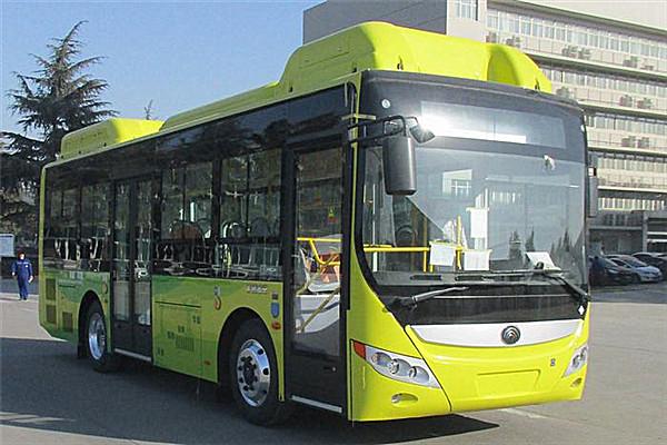 宇通ZK6850CHEVNPG25公交车(天然气/电混动国五10-30座)