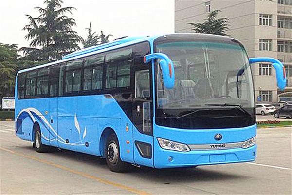 宇通ZK6125PHEVPG5公交车(柴油/电混动国五25-56座)