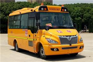 超龙EQ6661校车
