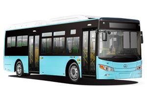 晶马福顺JMV6101公交车