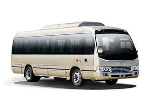 晶马福尊JMV6821客车