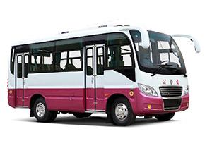 超龙EQ6607公交车