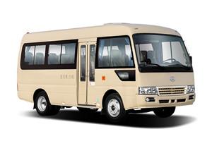晶马福运JMV6607公交车