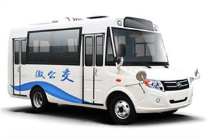 晶马福智JMV6605公交车