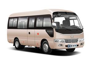 晶马福尊JMV6602客车