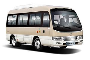 晶马福尊JMV6601公交车