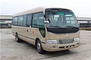晶马福尊JMV6600客车