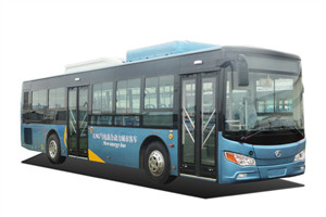 晶马福顺JMV6115公交车