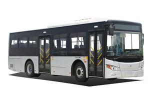 晶马福顺JMV6105公交车