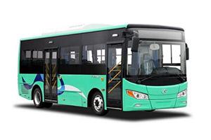 晶马福顺JMV6800公交车