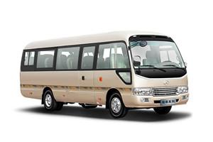 晶马福尊JMV6722客车