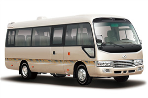 晶马福尊JMV6705客车