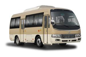 晶马福尊JMV6660公交车