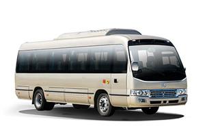 晶马福尊JMV6821公交车