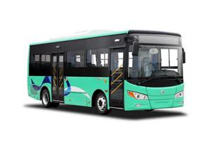 晶马福顺JMV6801公交车