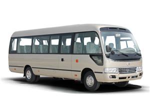 晶马福尊JMV6776客车