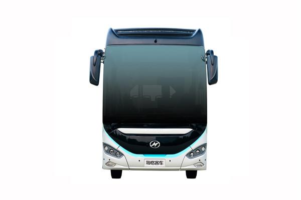 海格KLQ6126GAEVN1A公交车(纯电动15-46座)