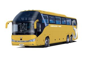 海格海威KLQ6132客车