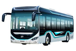 海格蔚蓝A12系列KLQ6126公交车