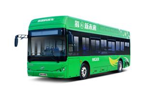 海格H10FC系列KLQ6106公交车