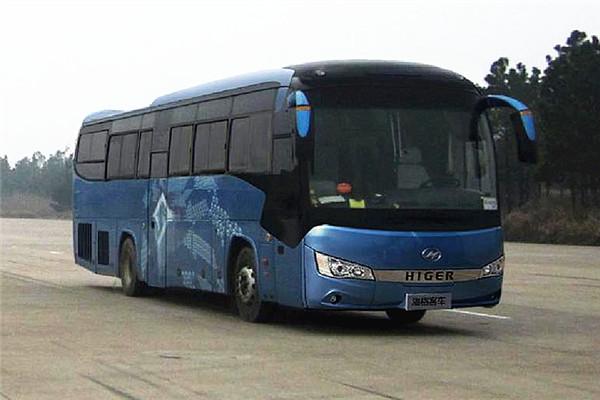 海格KLQ6122ZAHEVE5公交车(柴油/电混动国五10-70座)