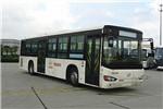 海格KLQ6119GAHEVC5公交车(天然气/电混动24-46座)