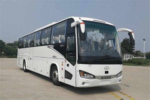 海格KLQ6121HYE61客车(柴油国六24-54座)