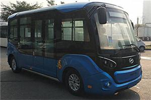 海格KLQ6606公交车