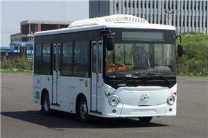 海格KLQ6605公交车
