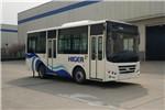 海格KLQ6751GAC5公交车(天然气国五10-27座)