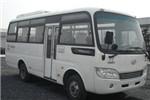 海格KLQ6669E5客车(柴油国五10-23座)