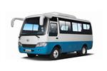 海格KLQ6609GE6公交车(柴油国六10-19座)