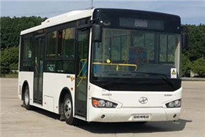 海格KLQ6690公交车